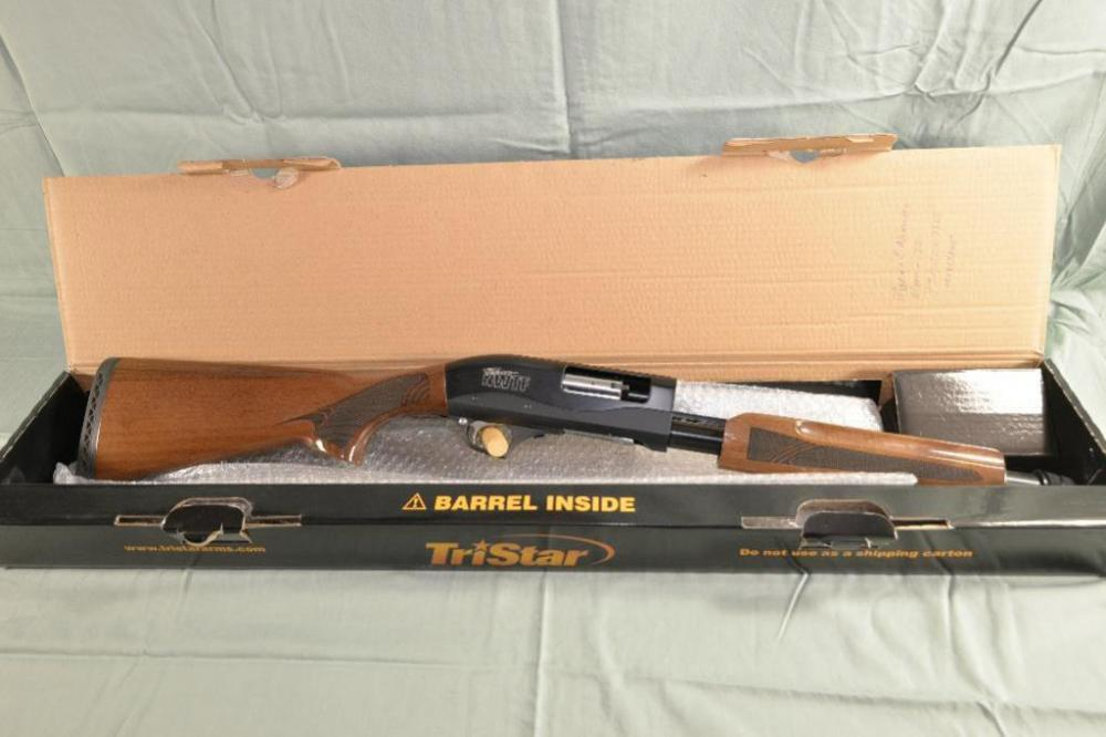 TRI-STAR ARMS PUMP SHOTGUN-COBRA HP BLACK NWTF-12G - Current price: $210
