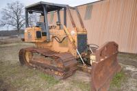 1998 CASE CRAWLER DOZER - 550G LONG TRACK- NEEDS REPAIR - S/N JJG0255460  - MAYBE REPAIRED BEFORE AUCTION - 1906 HRS.