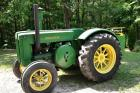 1940 JOHN DEERE MODEL D TRACTOR, SERIAL #14773 ** View Video**