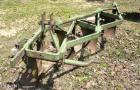 JOHN DEERE FOUR BOTTOM PLOW, SPRING TRIP