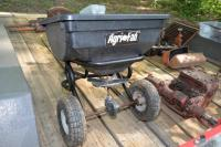 AGRI FAB YARD FERTILIZER CART